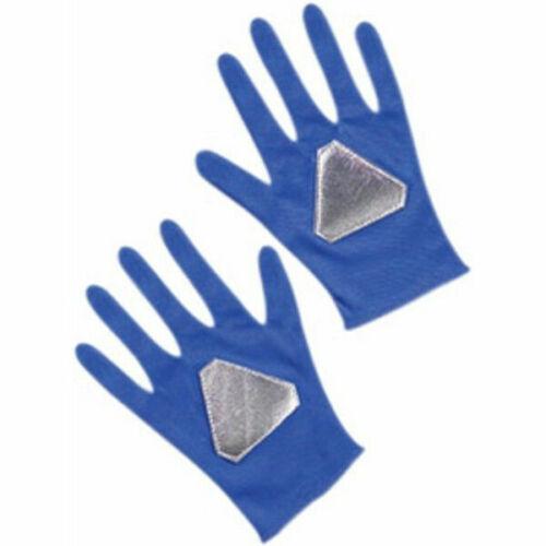 Child/'s Blue Ranger Gloves