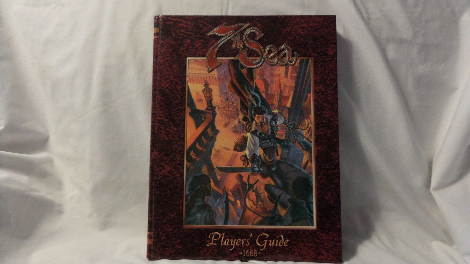 7th Sea  Player's Guide 1668