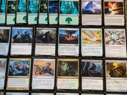 ***Custom Commander Deck*** Glissa Mindslaver /& Artifacts EDH Magic Cards