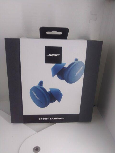New - Bose Sport Earbuds True Wireless Bluetooth  Baltic Blue