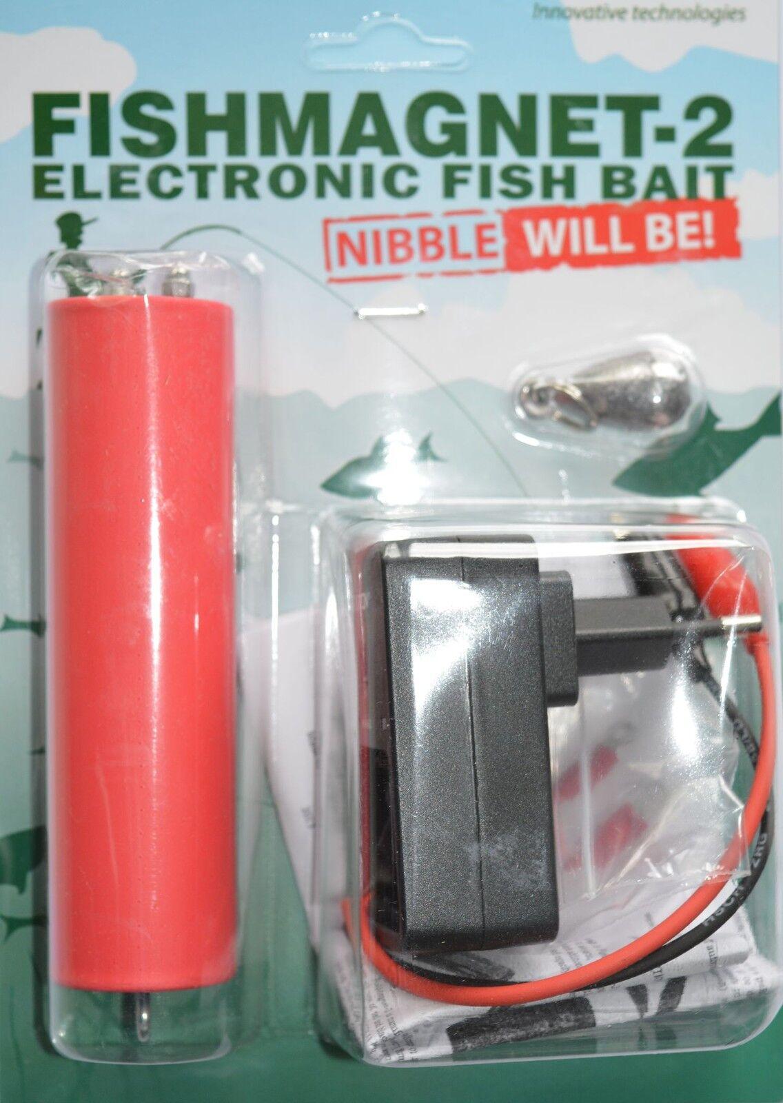 """Elektronischer Fischköder Fischköder Fischköder  """"Fischmagnit-2""""  FishMagnet-2  Electronic fish bait 862666"""