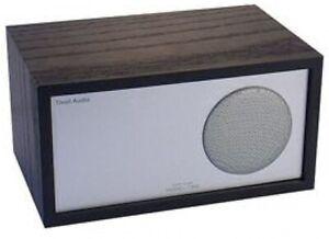 Tivoli-Audio-Companion-Schwarz-Silber-Zusatzlautsprecher-Stereo-Erweiterung