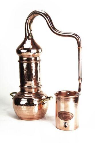 "/""coppergarden ®/"" alambique ♥ kolonnenbrennerei 0,5 litros"