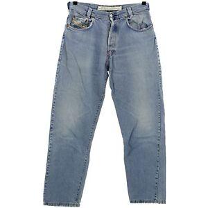 4321-DIESEL-Herren-Jeans-Hose-NEW-SADDLE-Denim-blue-stone-blau-36-32