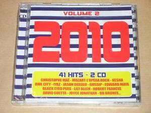 2-CD-HITS-2010-VOLUME-2-41-HITS-NEUF-SOUS-CELLO