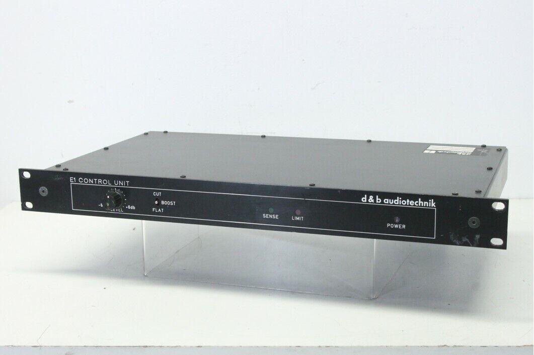 D&b Audiotechnik E1-CO Control Unit (No.7)