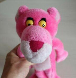 The Pink Panther rosarot Neu 23 cm Paulchen Panther Stofftier Plüsch