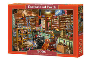 "Castorland Puzzle 2000 Pieces GENERAL MERCHA 92x68cm/36""x27"