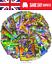 30-60-100-PCS-POKEMON-EX-GX-MEGA-EX-TCG-MEGA-Trading-cards-Sun-amp-Moon-Holo thumbnail 6