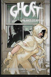 Ghost-Vol-2-White-City-Butcher-by-Ryan-Sook-2014-TPB-Dark-Horse-Comics-OOP