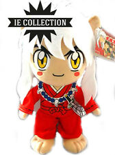 INUYASHA PELUCHE GRANDE 30 CM pupazzo cosplay Kagome Sesshomaru manga plush doll