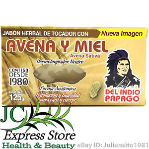 JABON-DE-AVENA-Y-MIEL-OATMEAL-AND-HONEY-BAR-SOAP-125-GR-4-40-OZ