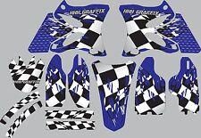 Graphic Kit for 2002-2014 Yamaha YZ125 YZ 250 125 Shrouds Fender shroud Decal