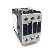 Contactor 3RT1024-1AG20 110VAC 5.5kW Siemens 3RT10241AG20 *Used see descrip*