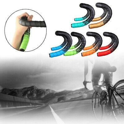 2 Pezzi Nastro Manubrio per Bicicletta Involucro per Biciclette per Bici da Strada E Ciclismo Avvolgimento per Bici