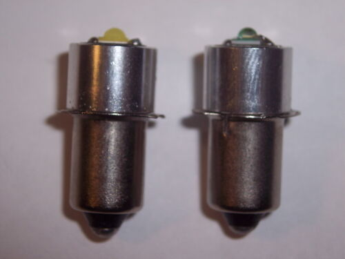 Cree or Epistar LED PR Bulb Torch Upgrade 7.2v 9.6v 12v 14.4v 18v 28v 5.5-30V