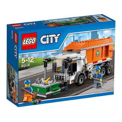 LEGO City Müllabfuhr (60118) Neu OVP versiegelt & ungeöffnet