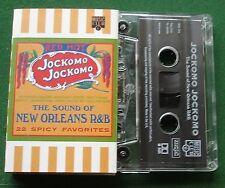 Jockomo Jockomo The Sound of New Orleans R&B Cassette Tape - TESTED