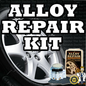 Alloy-Wheel-amp-Rim-Scuffs-and-Scrapes-Repair-Kit-NEW