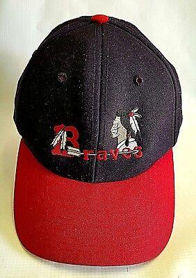 Men/'s Snapback Adjustable Indian Embroidered Hat Black