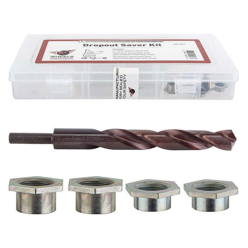 Wheels Manufacturing Drop Out Schutz Wob Wob Schutz Set Beinhaltet Breit + Schmal 6a6478