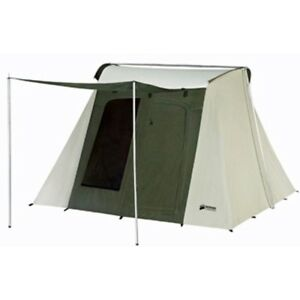 Image is loading Kodiak-Canvas-Tent-6051-Six-Person-10-x-  sc 1 st  eBay & Kodiak Canvas Tent - 6051 Six-Person 10 x 10 Ft. Tent - Hydra ...