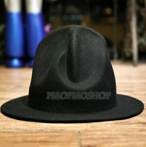 GOBI Hat Grammy Mountain hat Vivienne Westwood Wool Black HAT free ... 1aed8955200