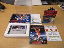 SNES Super Nintendo, Ninja Warriors , the new Generation , OVP - TOP