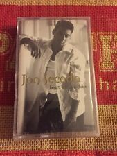 JON SECADA HEART SOUL AND A VOICE MUSIC CASSETTE NEW sealed
