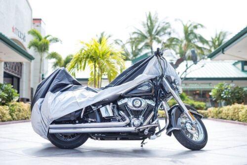 For Harley Softail Cross Bones Deuce Rocker XXXL Motorcycle Motorbike Cover NEW