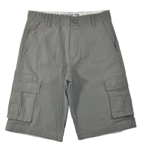 US Polo Assn Big Boys Gray Cargo Short Size 10