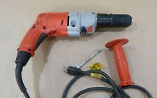 Milwaukee Usa 5376 1 Heavy Duty Magnum Hammer Drill 120v 60hz 12 Cap