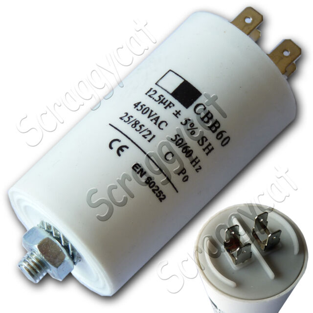 CAPACITORS 1.5 2.5 3 3.5 4 4.5 5 6 6.3 7 7.5 8 9 10 11 12.5 14 15 16 18 UF MFD