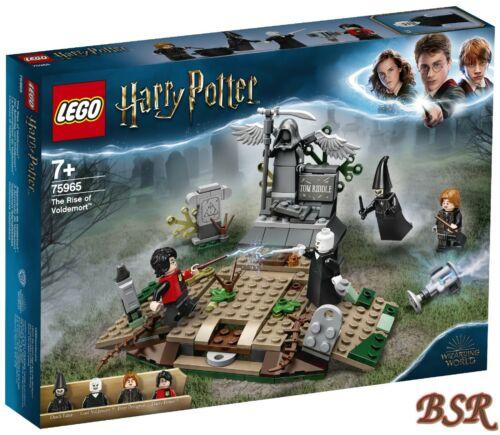 LEGO® Harry Potter 75965 Der Aufstieg von Voldemort™ /& NEU /& OVP !