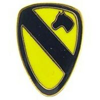 Us Army - 1st Cavalry Division Pin