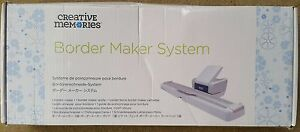 Border Maker System With Picket Fence catridge