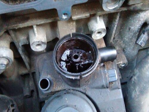 FORD MONDEO KUGA S-MAX 2.5 Öleinfülldeckel Kurbelgehäuseentlüftung MEMBRANE