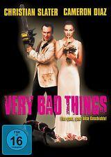 Very Bad Things (Uncut Edition)(NEU/OVP) Cameron Diaz, Christian Slater, David