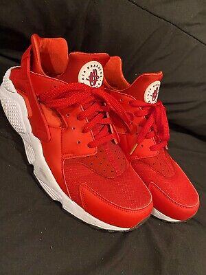 Nike Air Huarache Size 14 Red | eBay