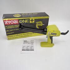 Ryobi One 18v Power Caulk And Adhesive Gun Tool Only P310g