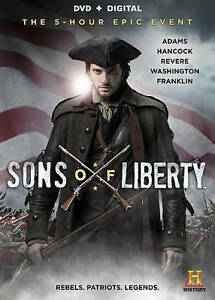 Sons-of-Liberty-Dvd-New-Free-shipping