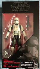 TOYS R US EXCLUSIVE LOOSE STAR WARS BLACK SERIES IMPERIAL HOVERTANK PILOT 6 IN