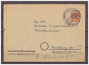 Allies-Occupation-Minr-44-I-Ef-Sst-Oberammergau-apres-Hamburg-1948