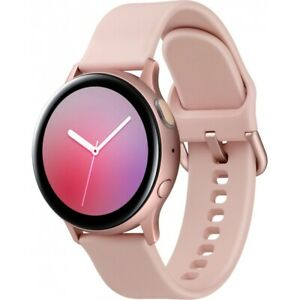 Samsung-Galaxy-Watch-Active2-R830-40mm-lily-gold-Smartwatch-Fitnesstracker-WOW