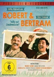 Robert und Bertram - Willy Millowitsch  (Pidax Film Klassiker)  DVD/NEU/OVP