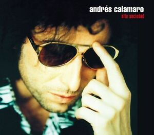 Andres-Calamaro-Alta-Suciedad-New-Vinyl-LP-Bonus-CD-Spain-Import