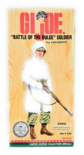 Uniform Set /& Dogtags GI JOE Figures 1//6 Scale Battle of the Bulge Soldier