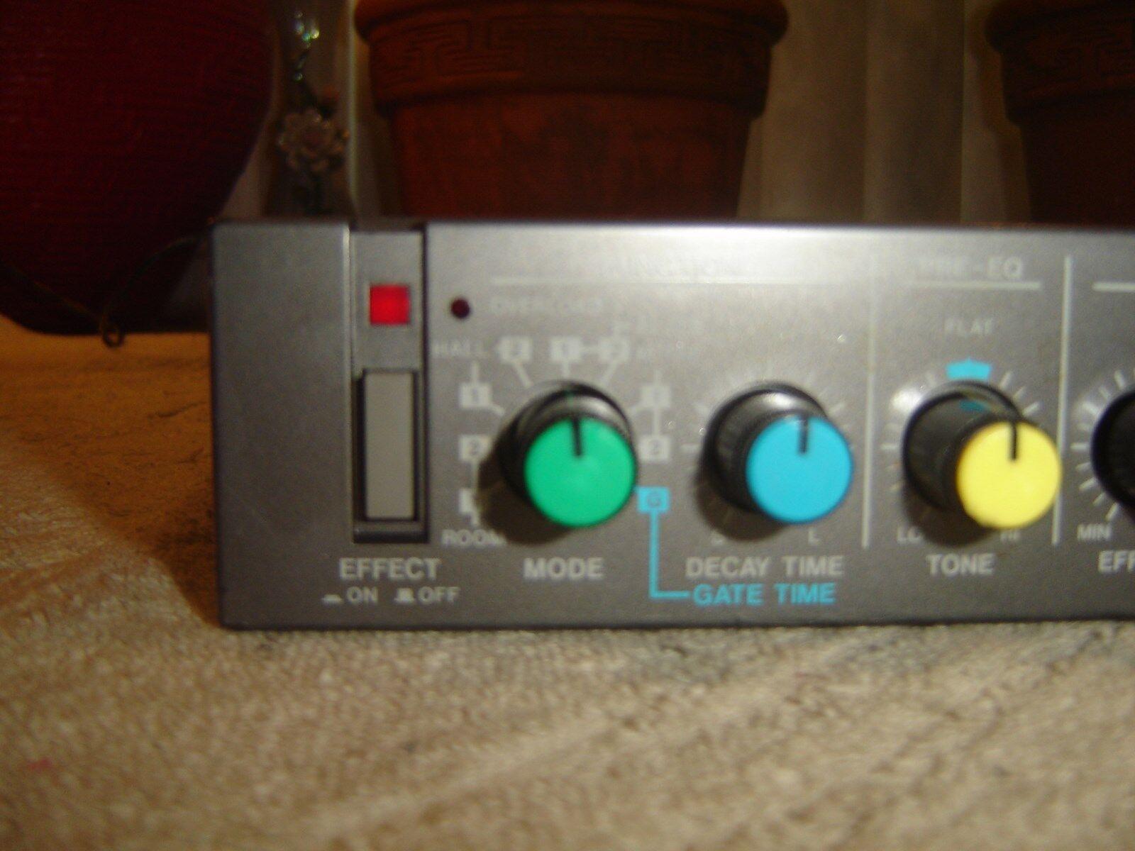 Boss Rrv-10, Reverb Digital, Digital, Digital, Vintage Unidad 7bb537