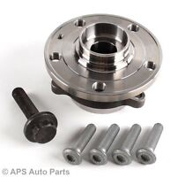 VW Golf Mk7 1.6 2.0 TDi 4Motion Front Wheel Bearing Hub Kit 4 Stud ABS New