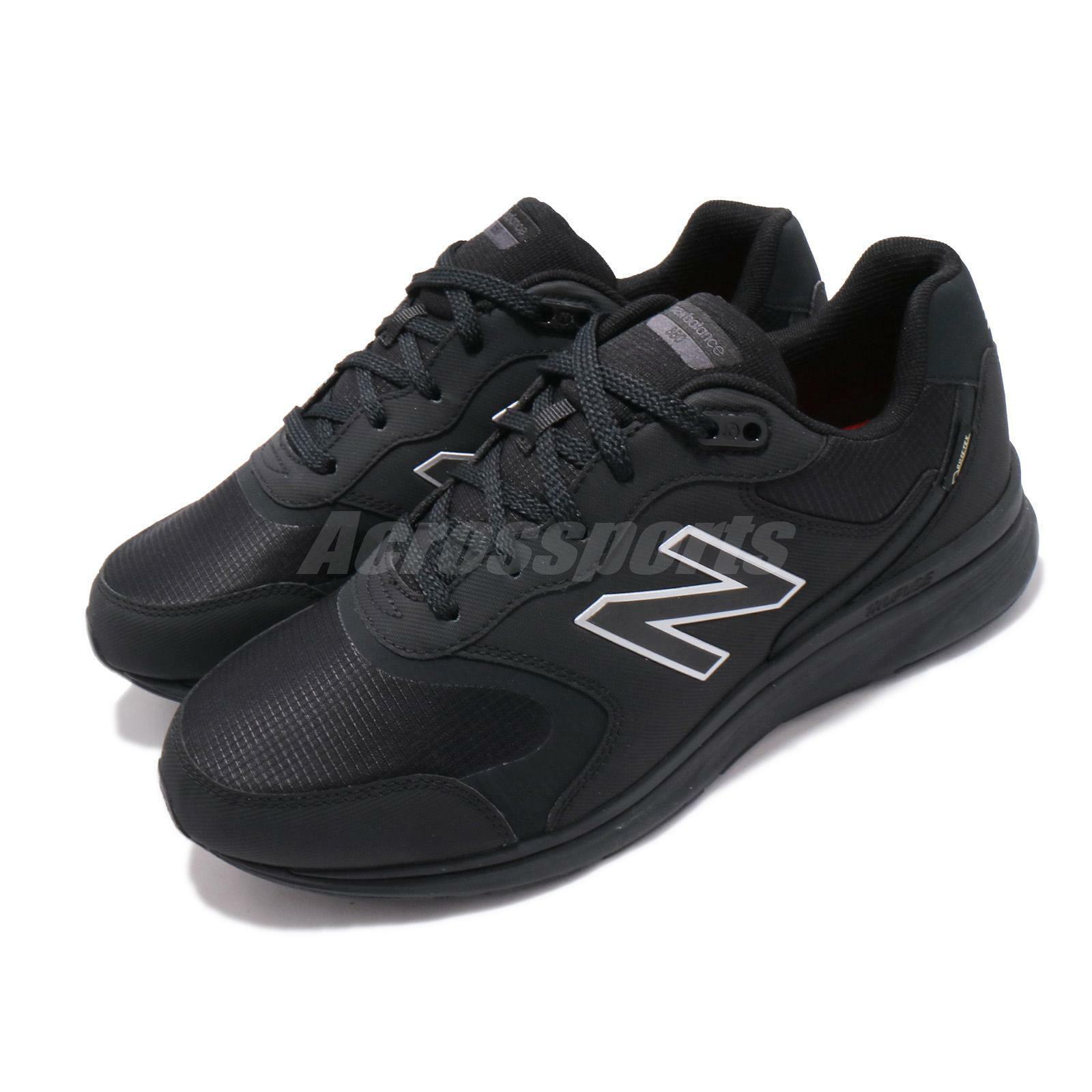 New balance 880 4E Extra Ancho Negro Plata Para Hombre Zapatillas Para Correr MW880GB4 4E